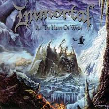 Immortal - In The Heart Of Winter LP