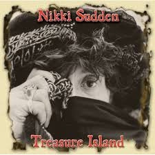 Nikki Sudden - Treasure Island 2xLP Import