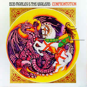 Bob Marley & the Wailers - Confrontation LP