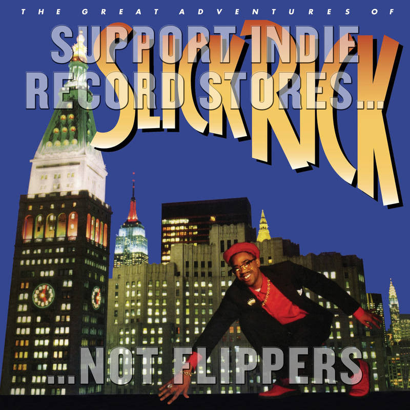 Slick Rick - The Great Adventures Of‰Û_Children''s Book (RSD 2017)