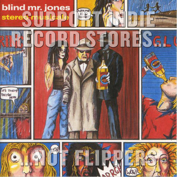 Blind Mr Jones - Stereo Musicale (Expanded) 2 LP -  (RSD 2017)