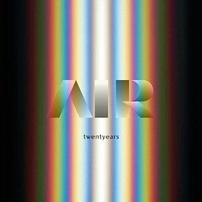 Air - Twentyyears of Groundbreaking Music 2xLP 180 Gram