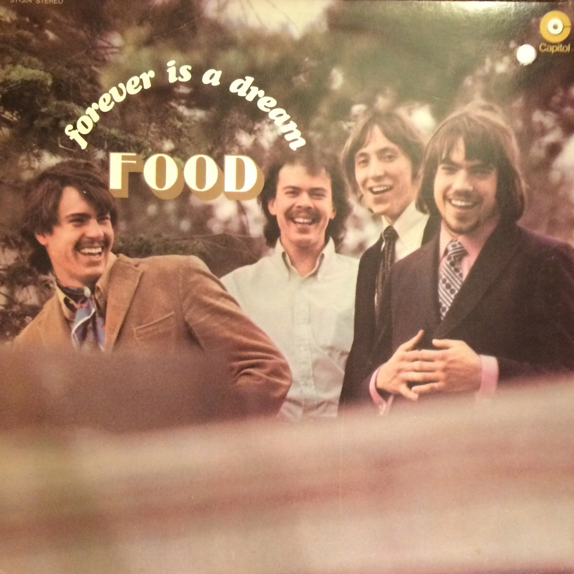 Food - Forever Is A Dream LP - First Press
