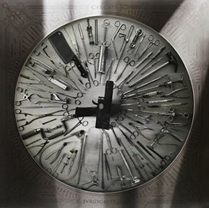 Carcass - Surgical Steel Pic Disc LP