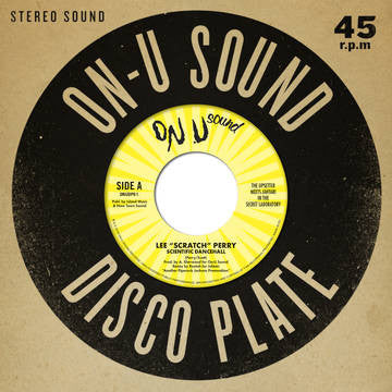 "Lee ""Scratch"" Perry - The Upsetter Meets Jahtari In The Secret Laboratory 7"" RSD BF 2016"