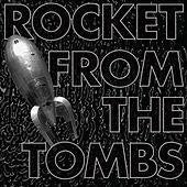 Rocket From The Tombs - Black Record Silver Vinyl LP