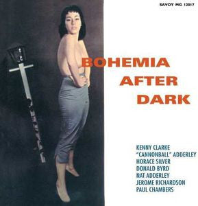 Cannonball Adderley - Bohemia After Dark LP