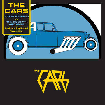 "The Cars - ""Just What I Needed"" Pic Disc 7"" RSD BF 2016"