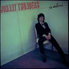 Johnny Thunders - So Alone LP