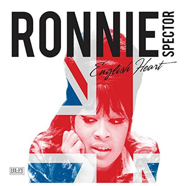 Ronnie Spector - English Heart LP
