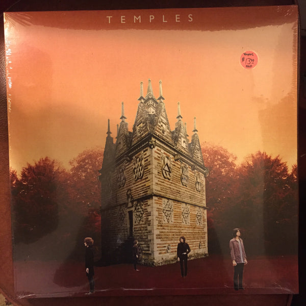 "Temples - Mesmerize (Live) / Move With the Season 12"" EP - RSD 2015"