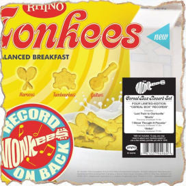 The Monkees - Cereal Box Record Set (Start Your Ear off Right)