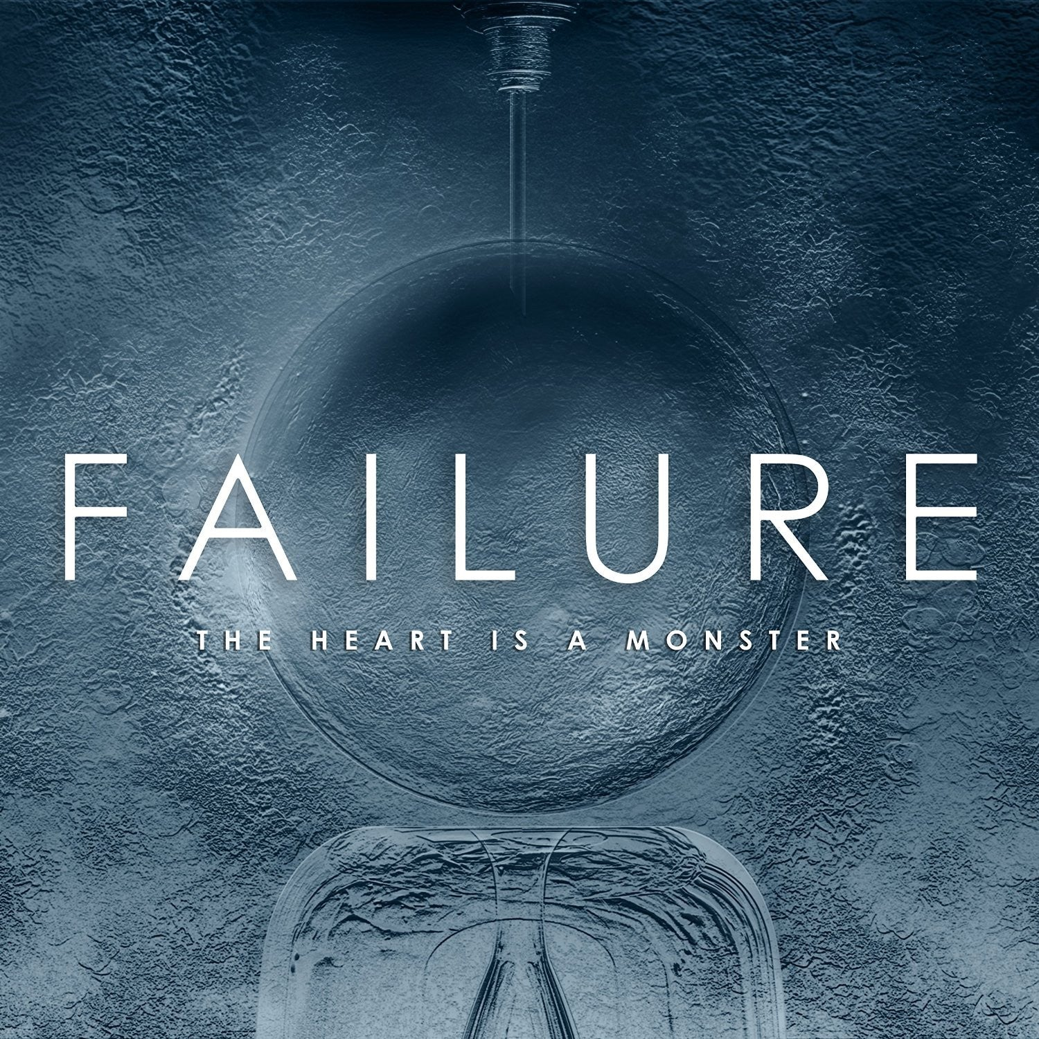 Failure - The Heart is a Monster 2xLP