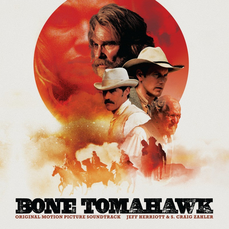 Bone Tomahawk - OST LP