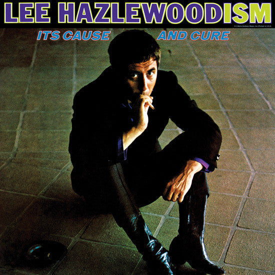 Lee Hazlewood - Lee Hazlewoodism It's Cause And Cure LP
