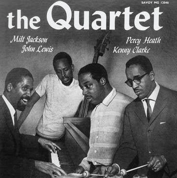 Modern Jazz Quartet - The Quartet LP