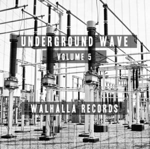 VA - Underground Wave Volume 5 LP