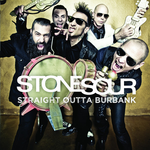 "Stone Sour - Straight Outta Burbank EP 12"" - Black Friday RSD 2015"