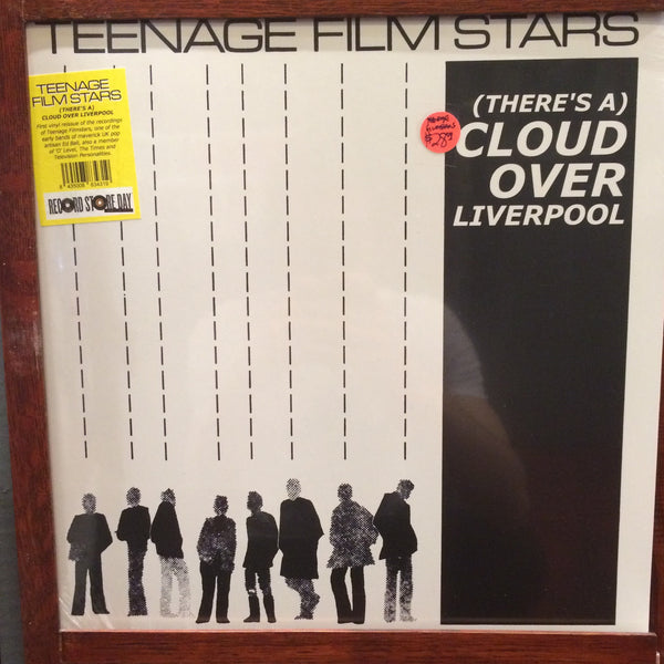 Teenage Film Stars - (There's A Cloud Over Liverpool) LP - RSD 2014