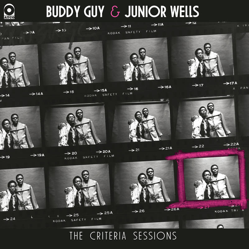 Buddy Guy & Junior Wells - The Criteria Sessions LP