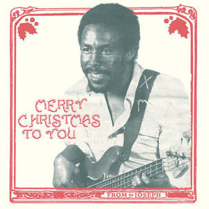 Joseph Washington Jr. - Merry Christmas To You LP