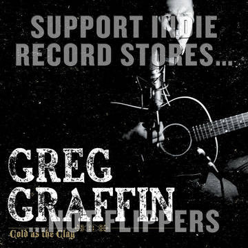 Greg Graffin - Cold As The Clay LP (RSD 2017)
