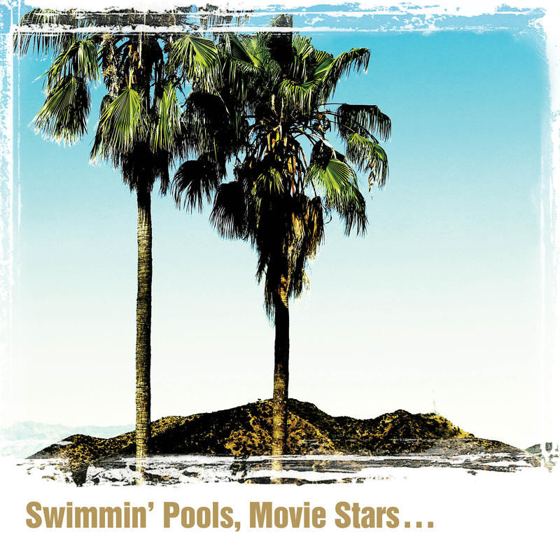 Dwight Yoakam - Swimmin' Pools, Movie Stars... LP