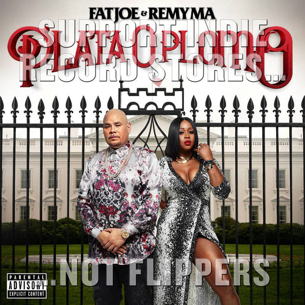Fat Joe & Remy Ma - Plata o Plomo 2LP (RSD 2017)