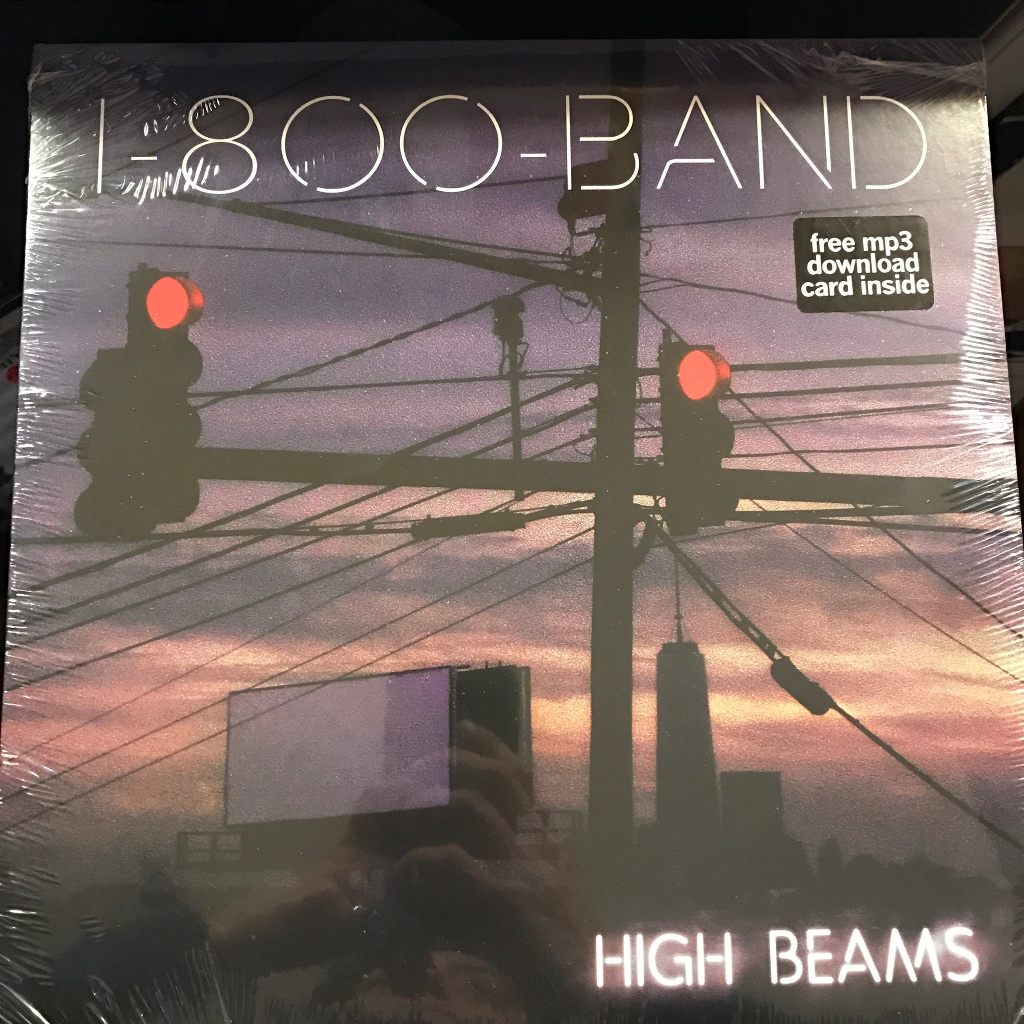 1-800-Band - High Beams LP