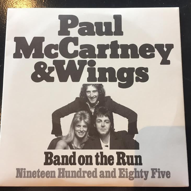 Paul McCartney & Wings - Band On The Run/Nineteen Hundred and Eighty Five