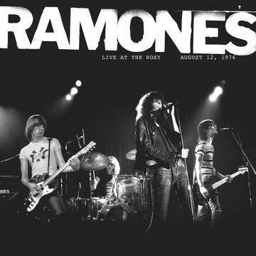 Ramones - Live at the Roxy 8/12/76 LP RSD BF 2016