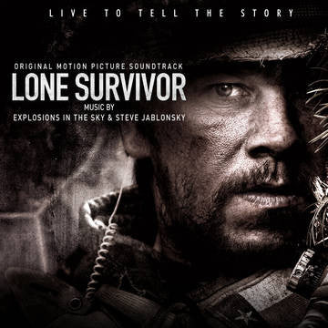 Explosions In The Sky & Steve Jablonsky - Lone Survivor OST 2xLP RSD BF 2016