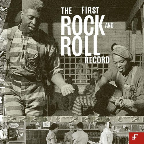 First Rock and Roll Record Box Set 4LP