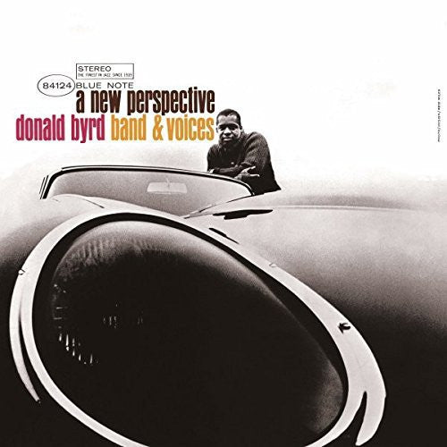 Donald Byrd - A New Perspective (Blue Note 75th Anniversary Reissue) LP