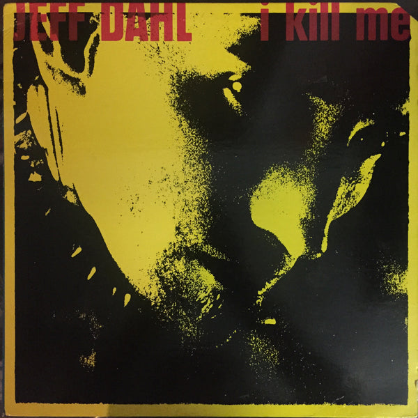Jeff Dahl - I Kill Me LP (Blue Vinyl-51041-1)