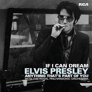 Elvis Presley - If I Can Dream 7""