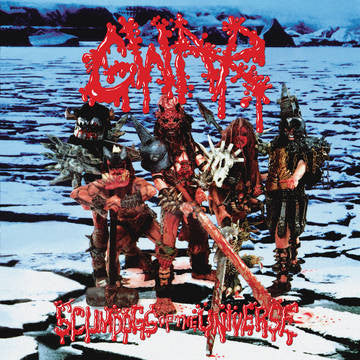 Gwar - Scumdogs of the Universe 2xlp