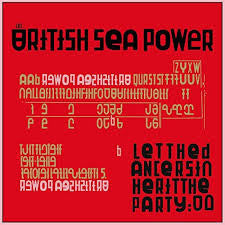 British Sea Power - Let The Dancers Inherit The Party LP