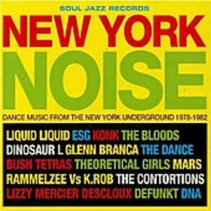 Various Artists - New York Noise LP