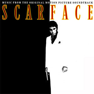 Scarface - OST LP