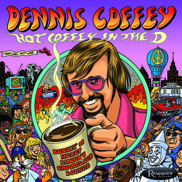 Dennis Coffey - Hot Coffee In The D LP RSD BF 2016