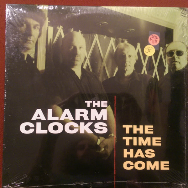 The Alarm Clocks - The Time Has Come LP NEW/SEALED