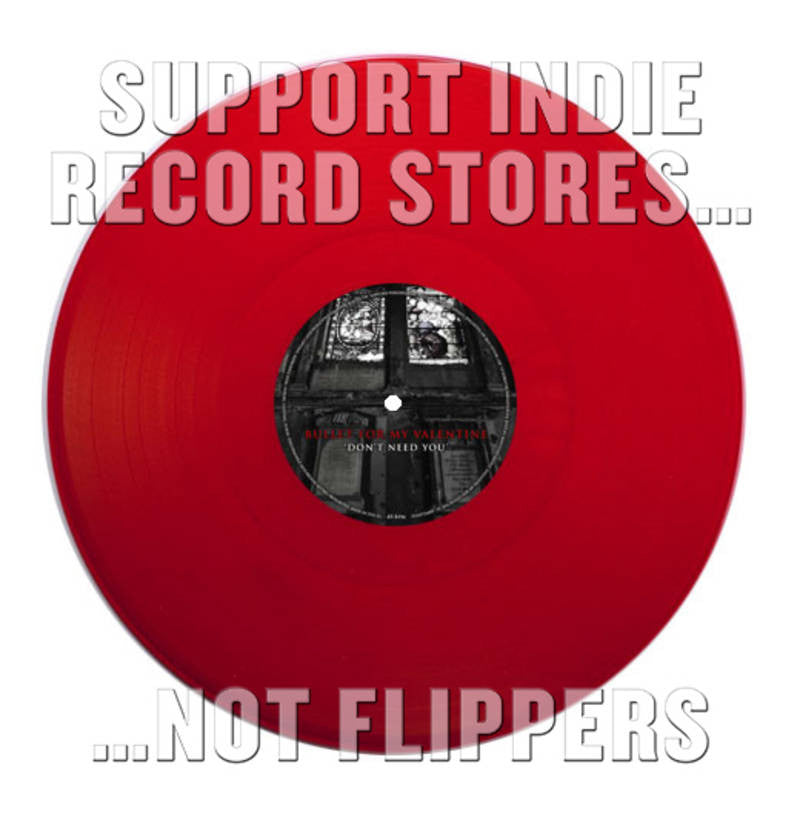 Bullet for my Valentine - Don''t Need You (RSD 2017)