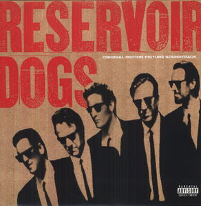 Reservoir Dogs - Original Soundtrack LP