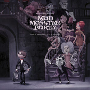Mad Monster Party - OST LP