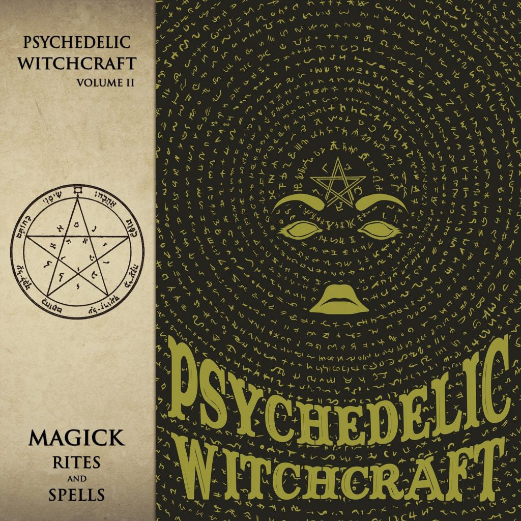 Psychedelic Witchcraft - Magick Rites and Spells LP