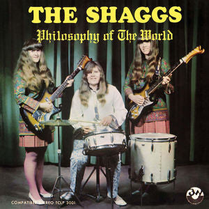 The Shaggs - Philosophy Of The World LP