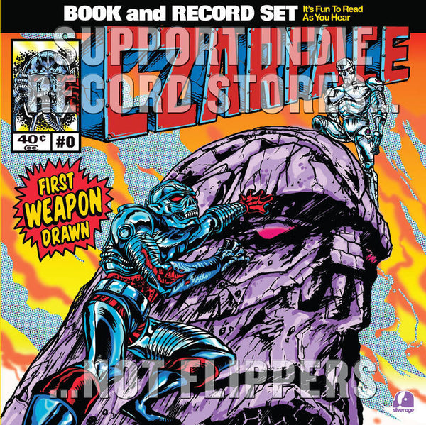 Czarface - First Weapon Drawn: A Narrated Adventure (RSD 2017)