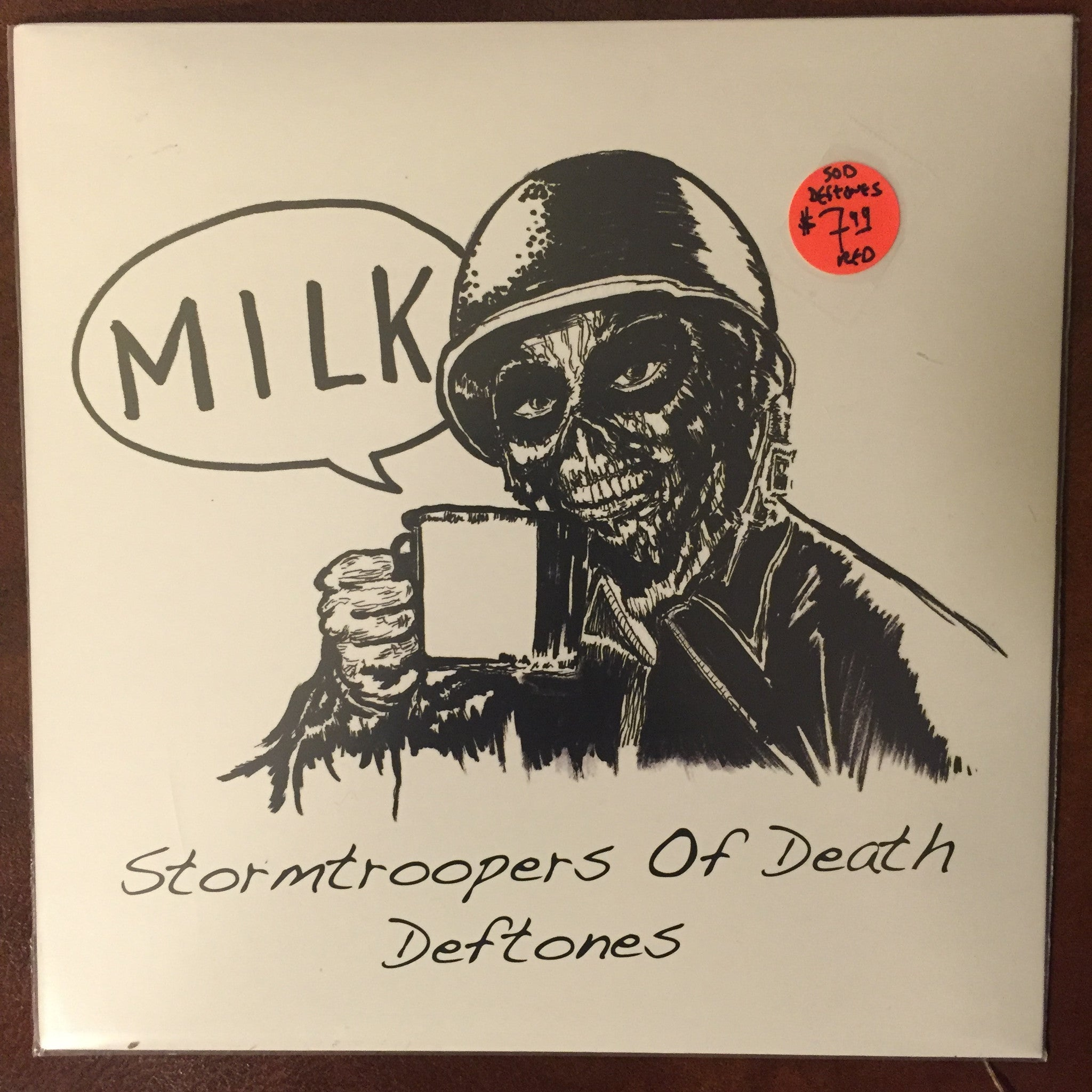 S.O.D (Storm Troopers of Death) - Milk 7""