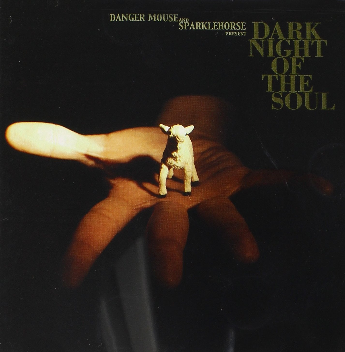 Dangermouse & Sparklehorse - Dark Night Of The Soul LP
